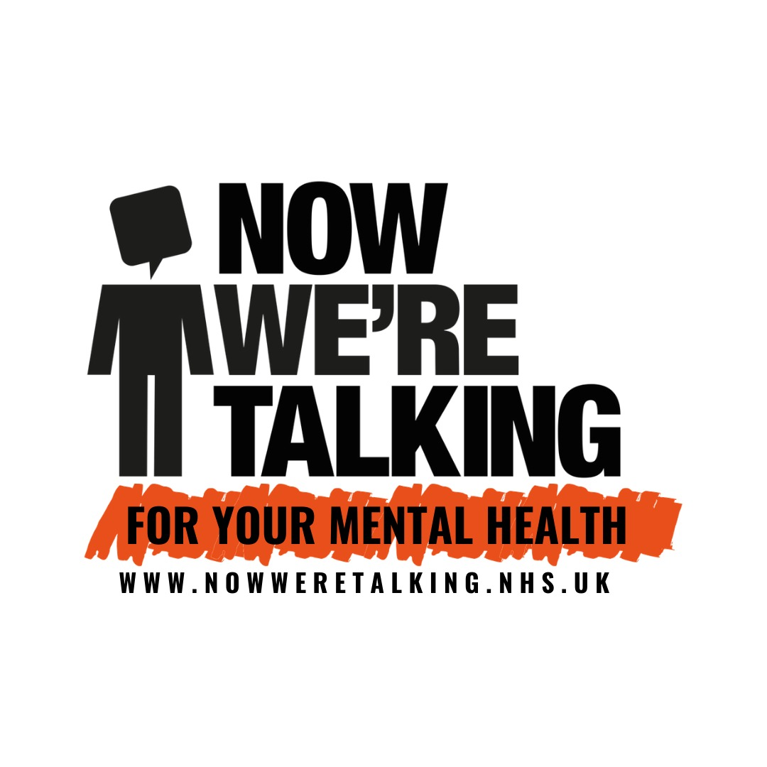 Now we are talking for you mental health